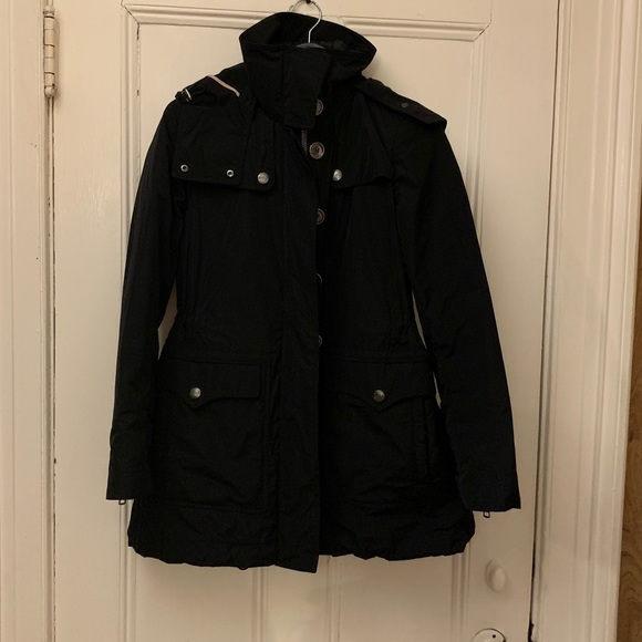 Burberry Brit 2 in 1 down coat in US size 4
